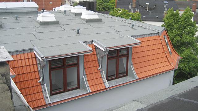 Dachgeschossausbau Hamburg architekten naeve schroff schäfer partnerschaft mbb dachgeschossausbau